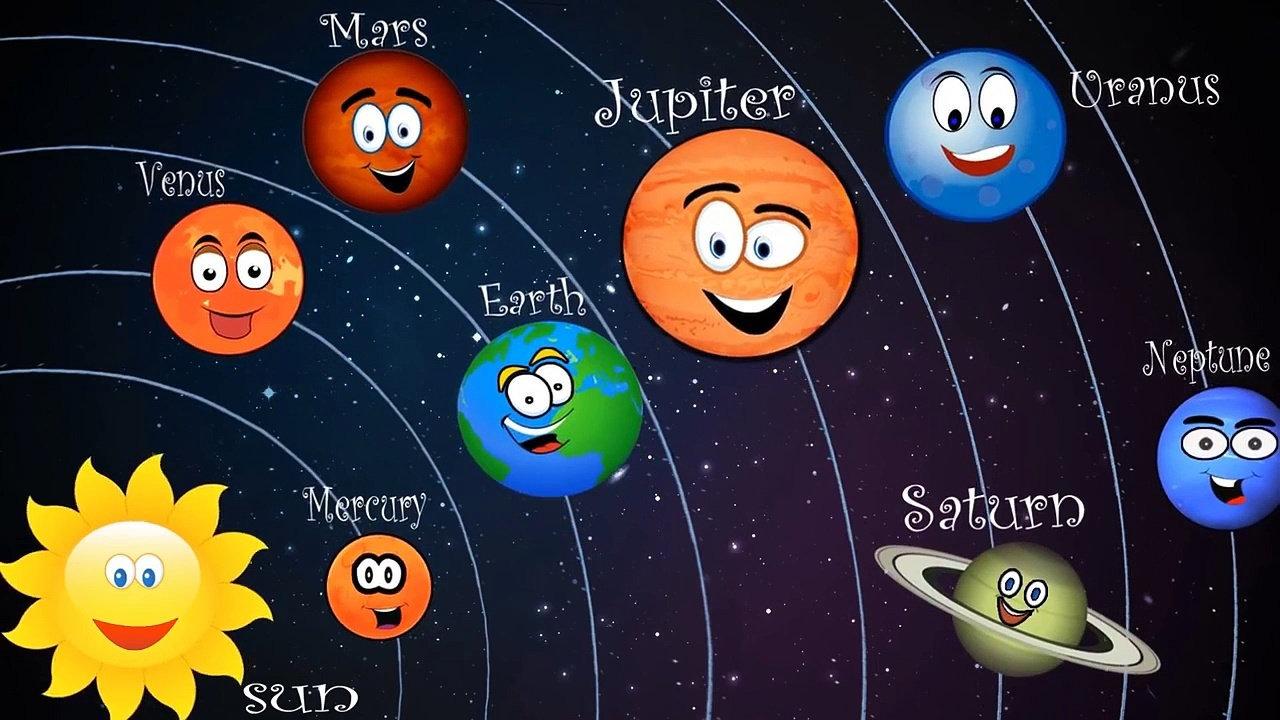 solar system for kids - 1280×720