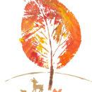 Уметнички слики од есенски листови