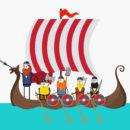 Дали знаете кои се Викинзите и каде живееле?