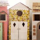 Фантастична куќа од картон!